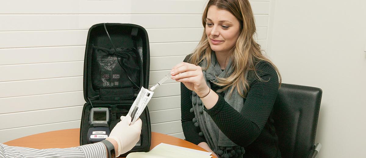 Saliva Drug Testing by Relevant Drug Testing Solutions